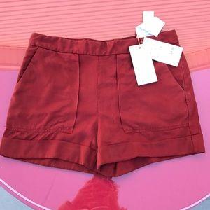 Zara denim shorts new with tags